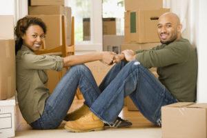 moving boxes in Lexington Kentucky